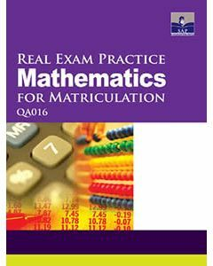 Mathematics for Accounting Semester 1 (Real Exam Practice for Matriculation)