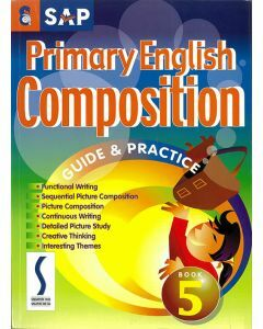 Primary English Composition Guide & Practice Book 5