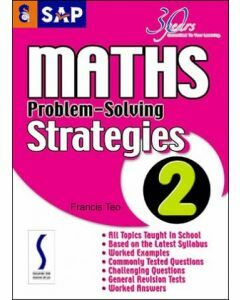SAP Maths Problem-Solving Strategies Book 2