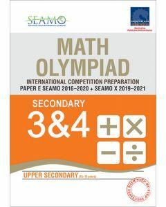 SEAMO Past Competitions 2021 Edition Paper E