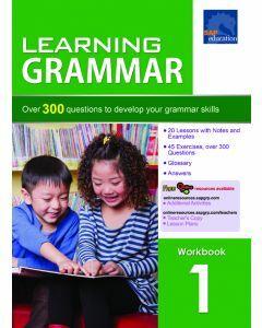 Learning Grammar Workbook 1 (2015 edition)
