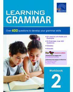 Learning Grammar Workbook 2 (2015 edition)