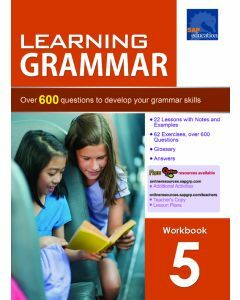 Learning Grammar Workbook 5 (2015 edition)