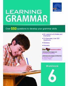 Learning Grammar Workbook 6 (2016 edition)