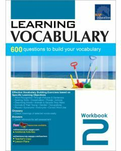 Learning Vocabulary Workbook 2 (2015 edition)