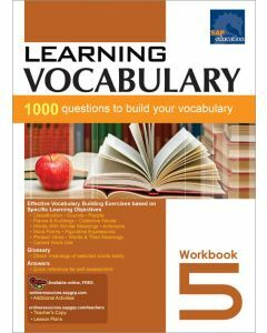 Learning Vocabulary Workbook 5 (2015 edition)
