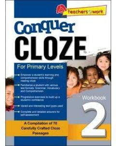 Conquer Cloze Workbook 2
