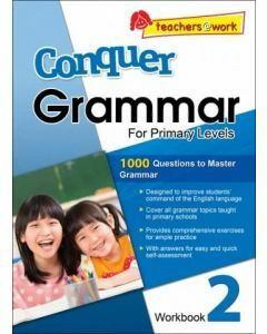 Conquer Grammar for Primary 2