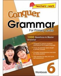 Conquer Grammar for Primary 6