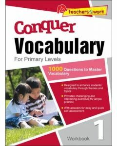 Conquer Vocabulary for Primary 1