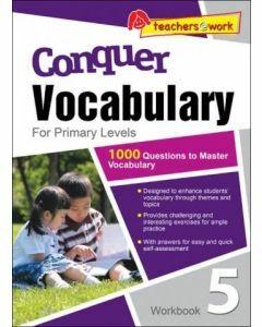 Conquer Vocabulary for Primary 5