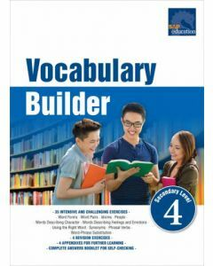 Vocabulary Builder 4