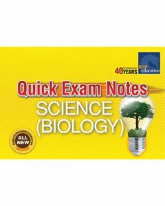 Quick Exam Notes Science Biology