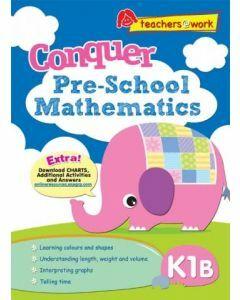 Conquer Pre-School Mathematics K1B