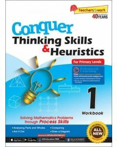 Conquer Thinking Skills & Heuristics Workbook 1