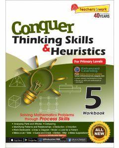Conquer Thinking Skills & Heuristics Workbook 5