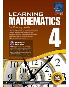 Learning Mathematics Book 4