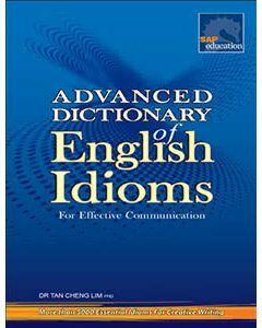 Advanced Dictionary of English Idioms