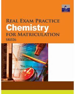 Chemistry Semester 2 (Real Exam Practice for Matriculation)