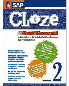 CLOZE Fast Forward Workbook 2