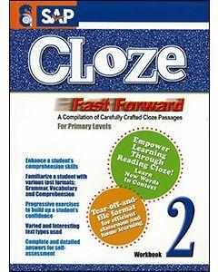 CLOZE Fast Forward Workbook 2