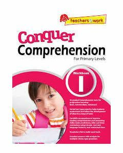 Conquer Comprehension Workbook 1