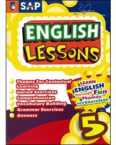 English Lessons Book 5