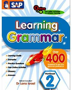 Learning Grammar Workbook 2