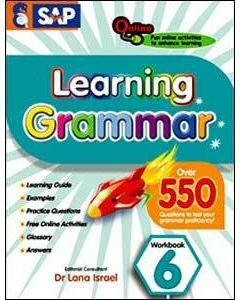 Learning Grammar Workbook 6