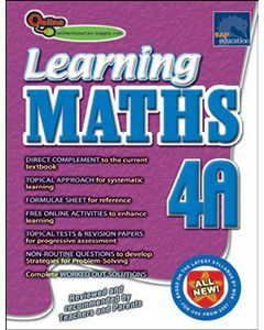 Learning Maths 4A