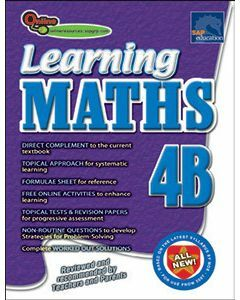 Learning Maths 4B