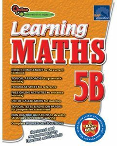 Learning Maths 5B