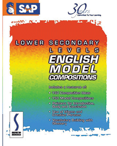 Lower Secondary Levels English Model Compositions