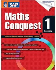 Maths Conquest Secondary 1