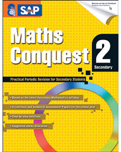 Maths Conquest Secondary 2