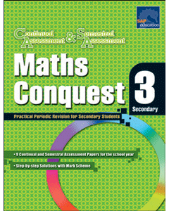 Maths Conquest Secondary 3