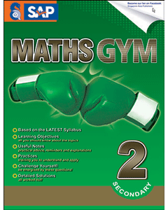 Maths Gym For Secondary 2