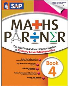 Maths Partner Book 4