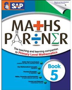 Maths Partner Book 5