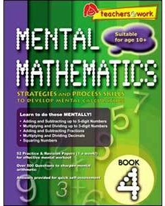 Mental Maths Book 4