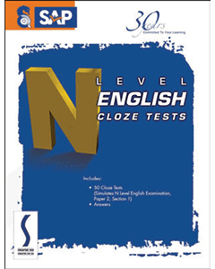 N-Level English Cloze Tests