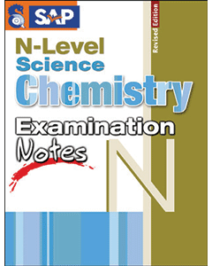 N Level Science Chemistry Examination Notes