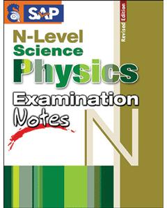 N Level Science Physics Examination Notes
