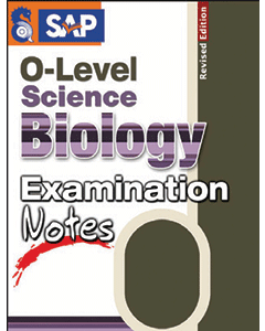 O Level Science Biology Examination Notes