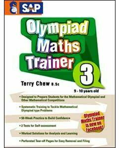 Olympiad Maths Trainer 3