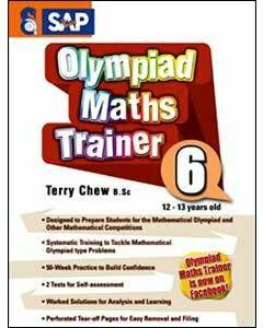 Olympiad Maths Trainer 6