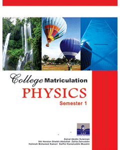 Physics College Matriculation Semester 2