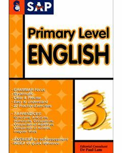 Primary Level English 3