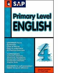 Primary Level English 4