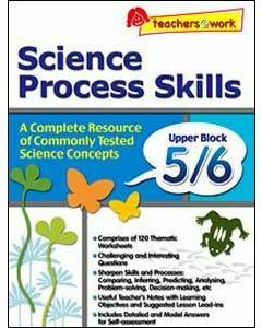 Science Process Skills Upper Block 5/6